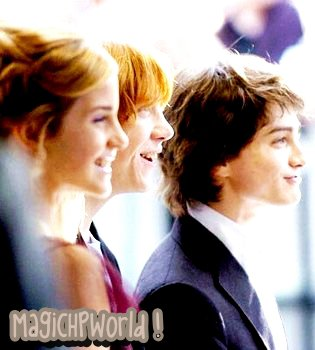 The Golden Trio  ♥