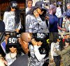 08.07.12:Rihanna quittant son hôtel et se dirige vers Barclaycard Wireless Festival ;En quelques minutes, Rihanna est sur le point de monter sur scène au Festival sans fil Barclaycard à Londres où elle est l'acte vedette! Assurez-vous de visiter RihannaDaily pour plus d'informations sur le spectacle!