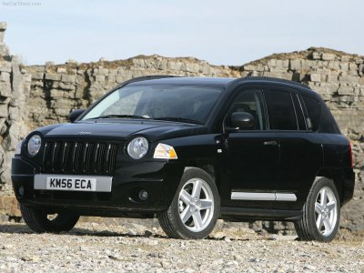 Jeep Compass UK Version