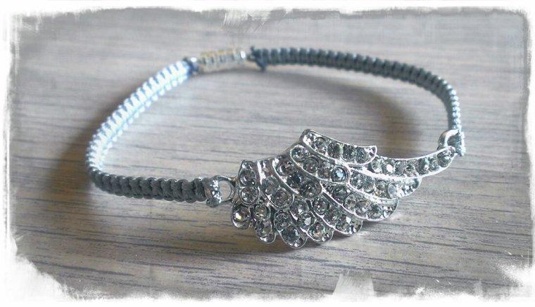 Bracelet aile d'ange