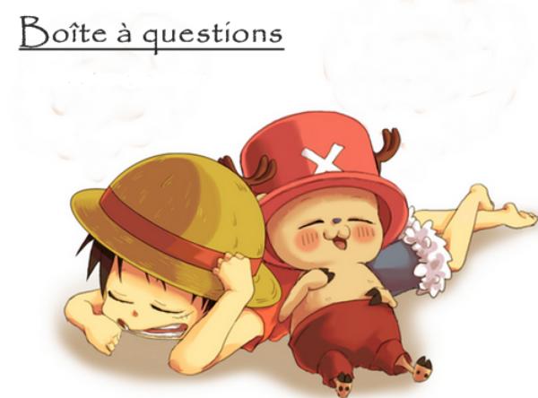 boite a question ~