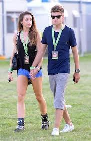 Danielle Peazer et Liam Payne