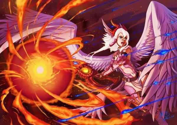 Chapitre 112 : L'extinction des anges contre le Maître des démons ?!