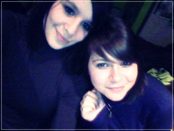 La meilleur de toute , ya jamais eu une ami comme elle =) je taime