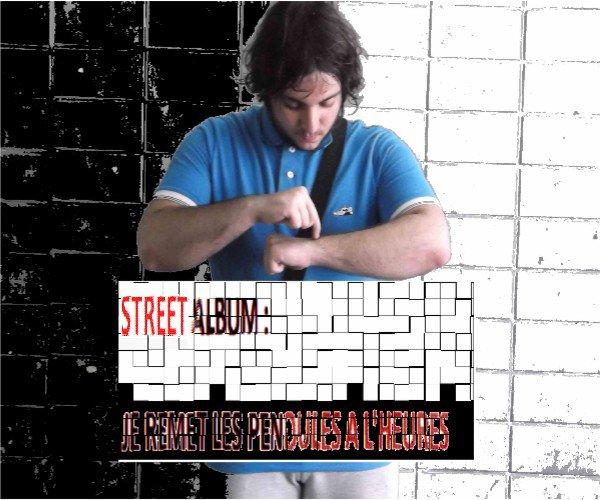 Street Album - Je Remet Les Pendules A L'heure