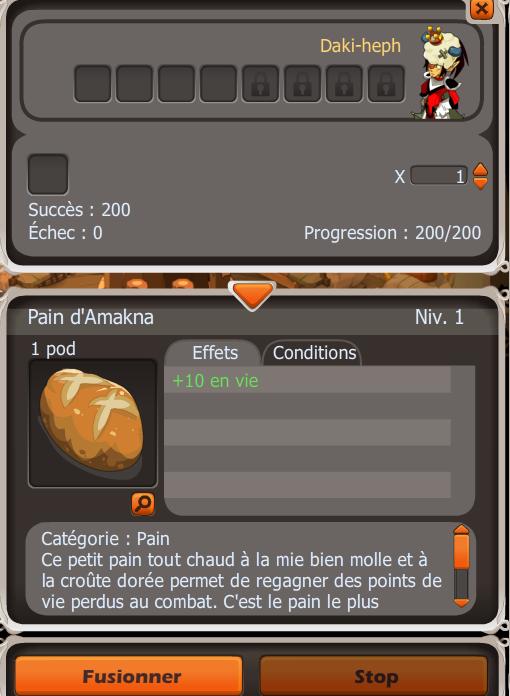 Métier de Boulanger