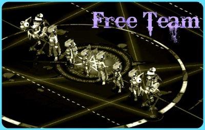 Présentation de la Free-Team