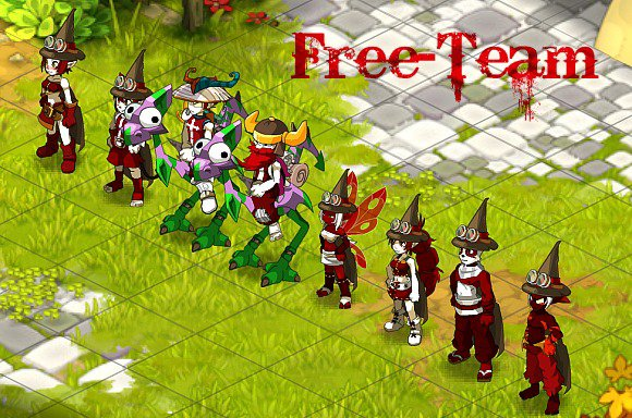 *-* Team Free *-*