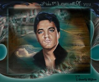 elvis my love