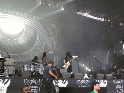 The Dead Weather aux Eurocks 2010
