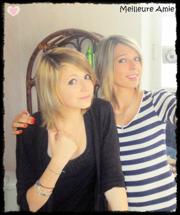 Ma meilleur amis la plus importante. ILY.. ♥