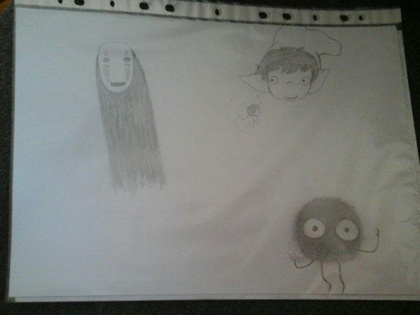 3 dessins de Vacances