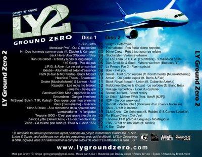 LY Ground Zero 2 / Determiné guigz (prod guigz) (2011)