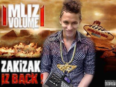 "TELECHARGE LA ""MLIZ  mixtape vol II"" de ZAKIZAK C GRATUIT!!!!!!!"