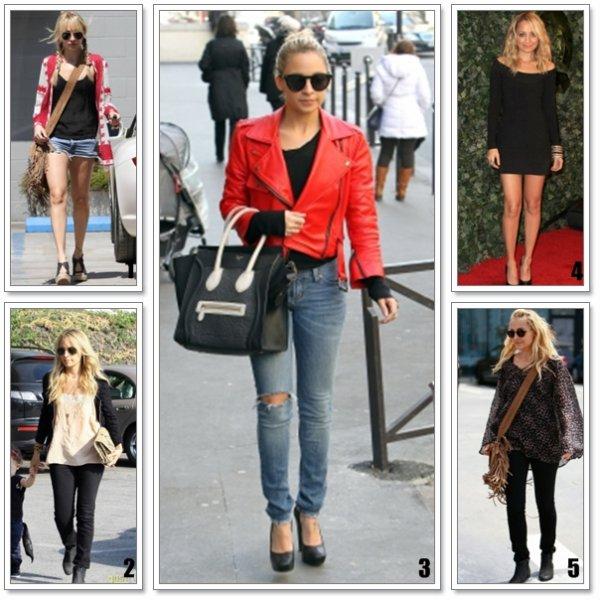 Nicole Richie: une fashionista avec un style bien à elle !