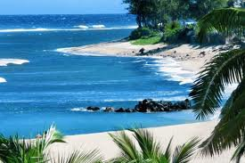 Les paysage de mon ile