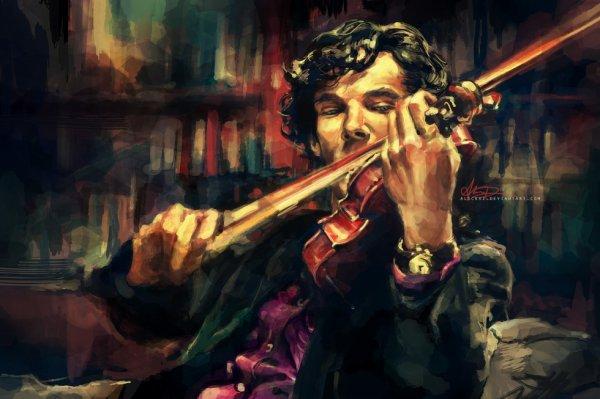 Une petite dédicasse à jvoudraisetreuneanglaise qui tient un super blog de Sherlock alors les fans je vous en pris allez y ;)