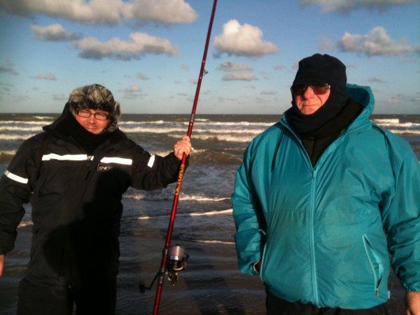 SURFCASTING LEFFRINCKOUCKE dimanche 02 décembre 2012 10:22