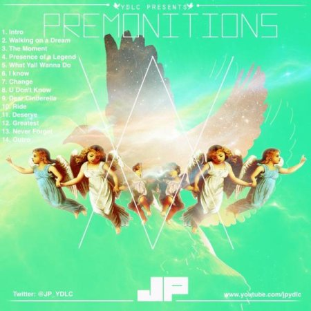 MIXTAPE: JP. - Premonitions #Coast2CoastMixtapes