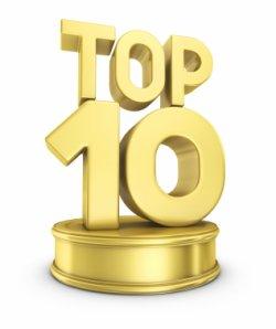 Top 10 2013 MP3s Uploaded by DJ Dee