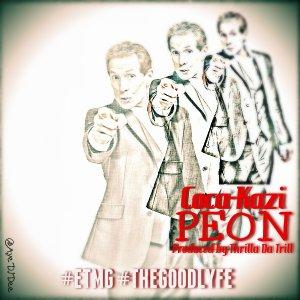 MP3: Coca-Kazi - Peon (Prod Thrilla Da Trill)