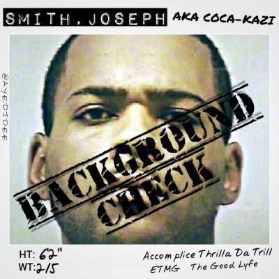 MP3: Coca-Kazi - Background Check (Prod Thrilla Da Trill)