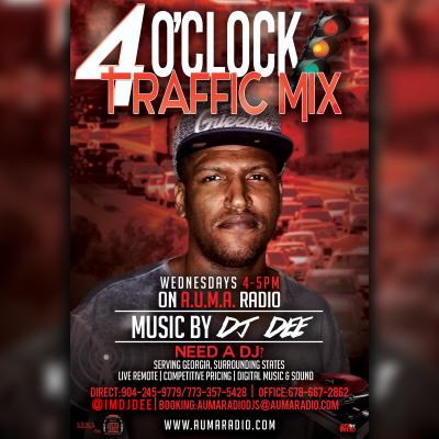 DJ Dee AUMA Radio Mix - May 27, 2016