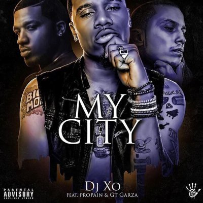 MP3: DJ X.O. ft Propain & G.T. Garza - My City