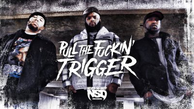 VIDEO: Pull The Fuckin Trigger - Blood Poems (Prod DJ Bless) (Dir DJ Bless)