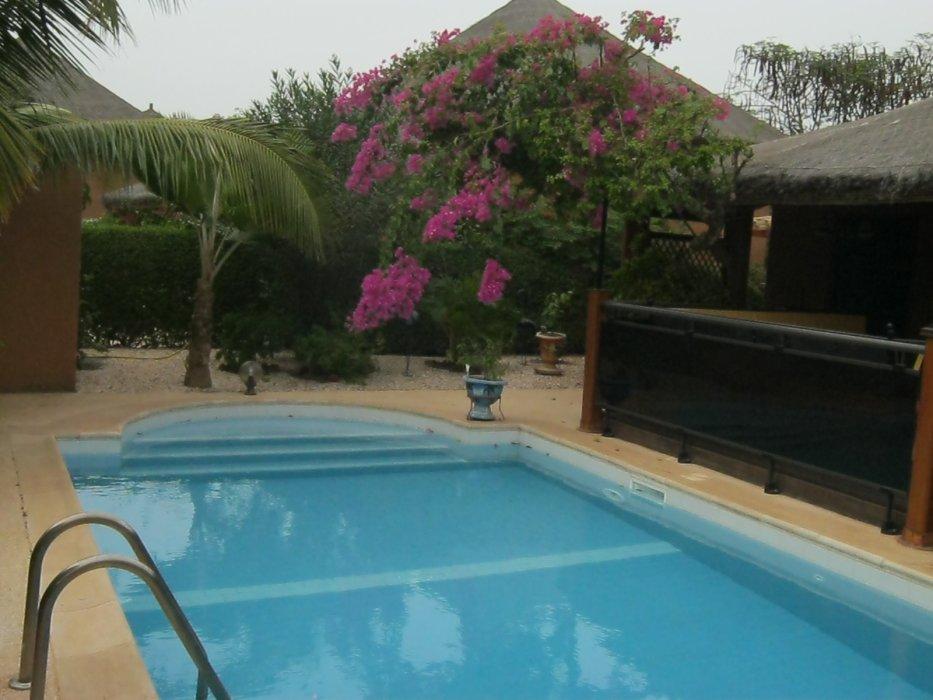 Tables et Chambres d'hôtes au Sénégal