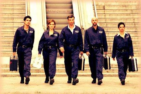 R.I.S : Police Scientifique