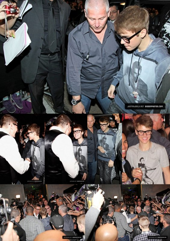 . . Fête__________________ Justin Bieber à sa fête organisée Dolce & Gabanna . .