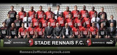 Stade Rennais Football Club .