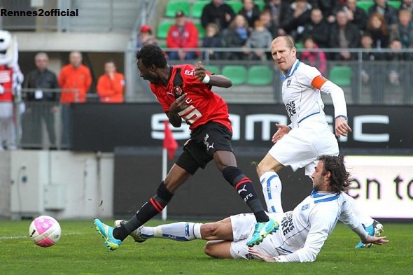 Stade Rennais FC 1-1 AJ Auxerre