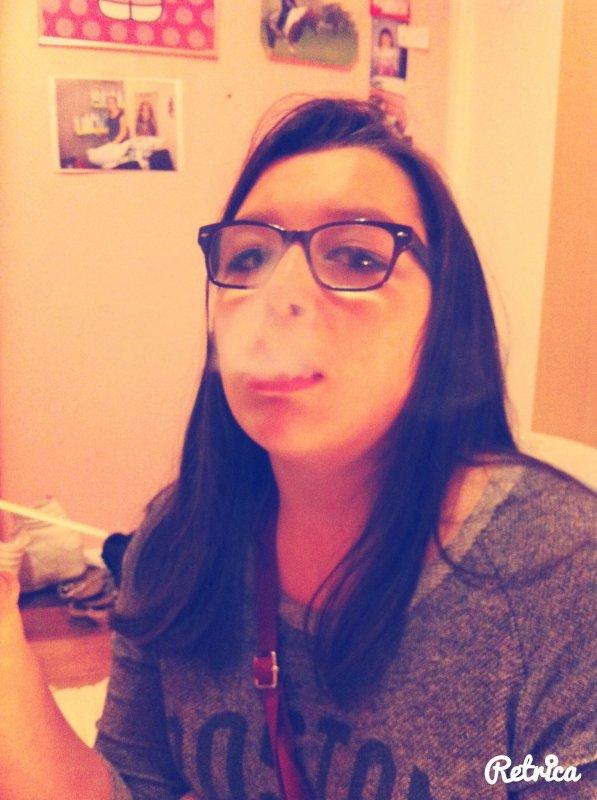 Fume ta vie avant quel te fume <3