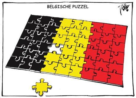 Ce qui ne va pas en belgique