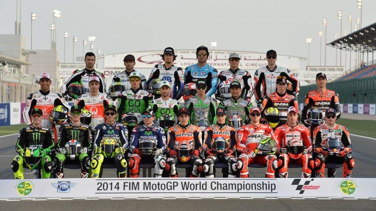 × Présentation Pilotes MotoGP ×