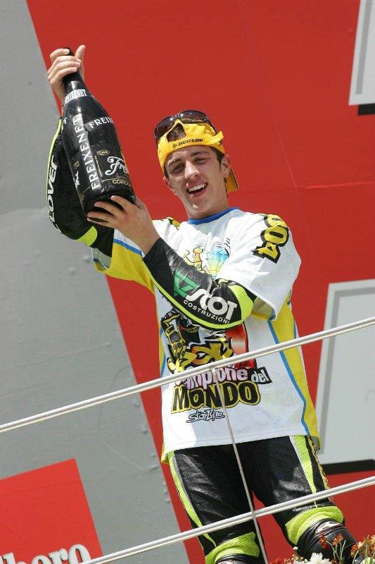 #4 Andrea Dovizioso