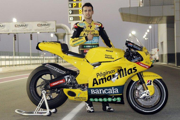 #8 Hector Barbera