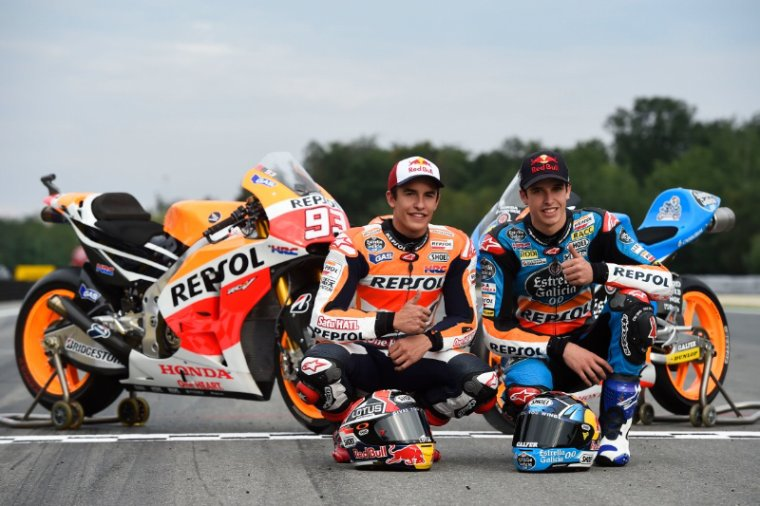 #93 & #73 Marquez