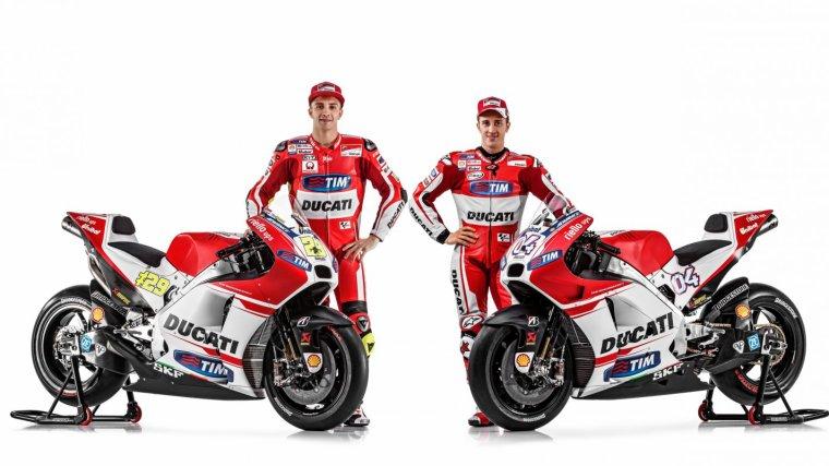 ○ Ducati Team ○