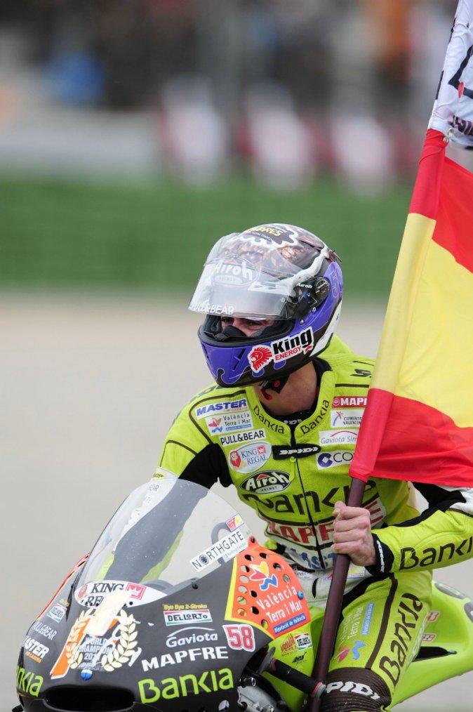#18 Nicolas Terol