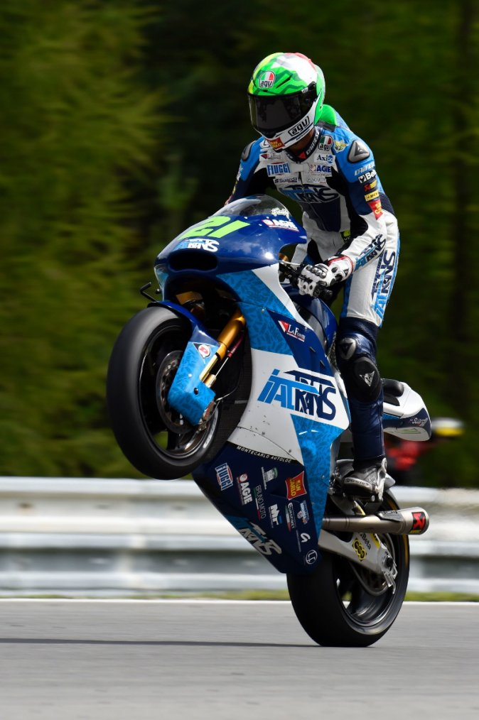 #21 Franco Morbidelli