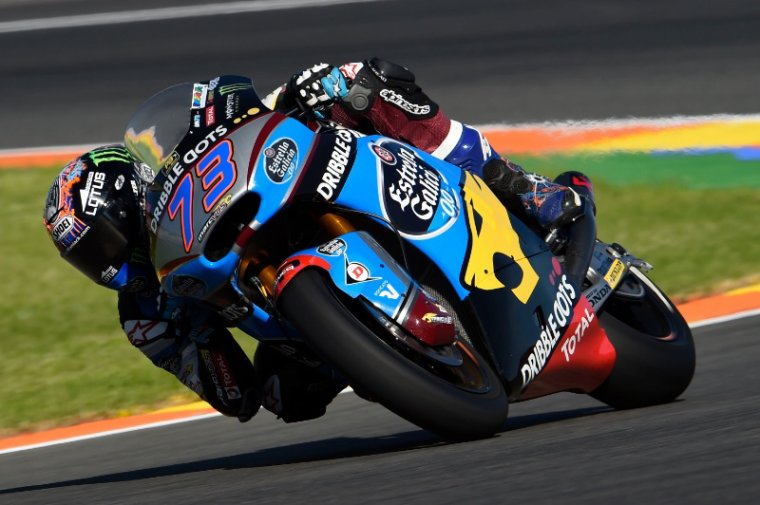 Italtrans Racing Team + Marc VDS Racing Team