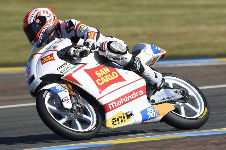 #12 Matteo Ferrari