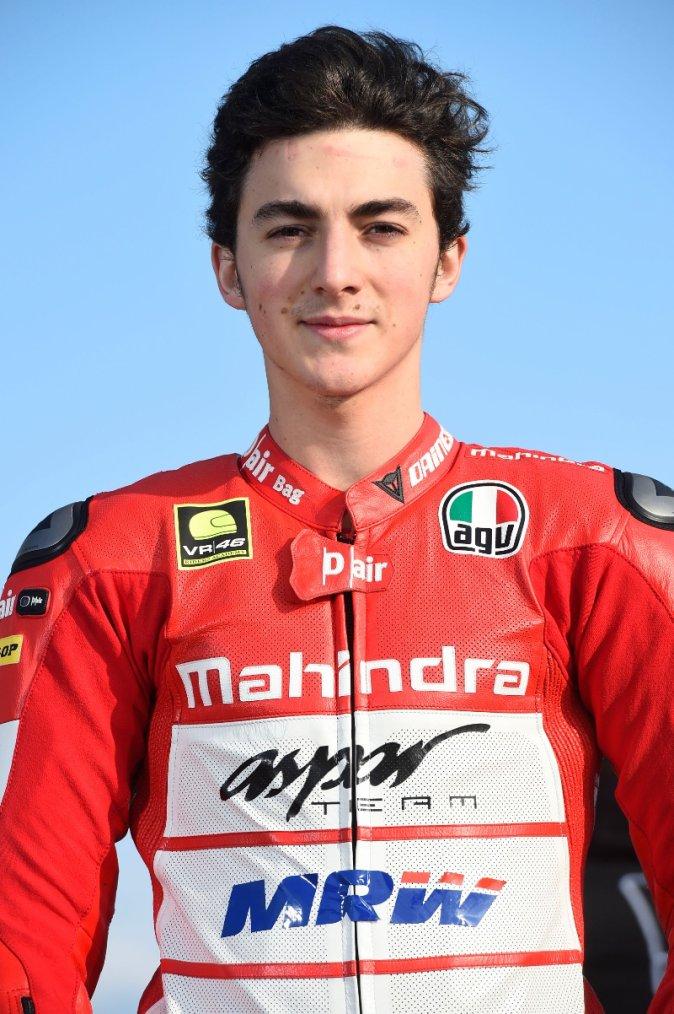 #21 Francesco Bagnaia