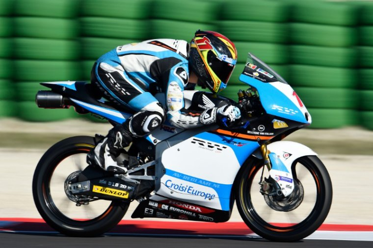 RW Racing GP + Team Italia