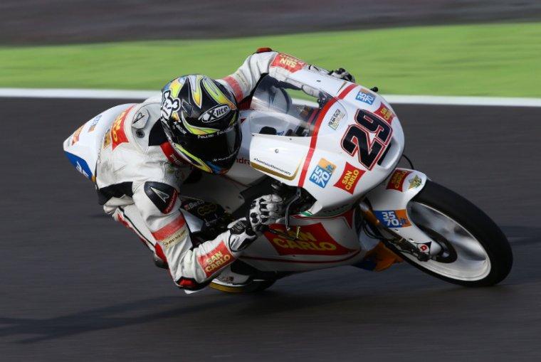 RW Racing GP + Team Italia