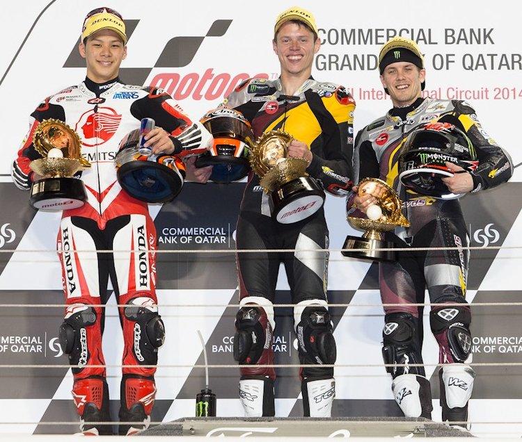 Moto2 / Qatar / Course