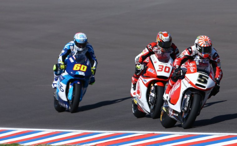 Moto2 / Argentine / Course